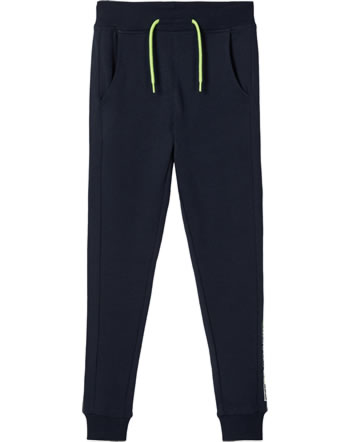 name it Sweat-Hose Jogginghose NKMLANCO dark sapphire 13180357