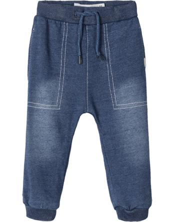 name it Sweat Pants NBMROMEO DNMATORINAS 2353 med. blue denim 13178024