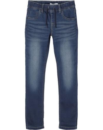name it Sweat Pants NKMROBIN DNMTHAYERS 3454 dark blue denim 13185212