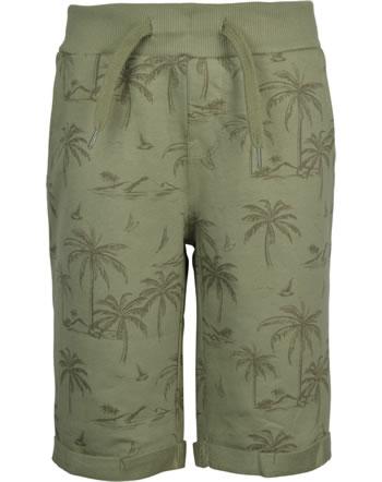 name it Sweat-Longshorts Bermuda NKMVERMO loden green 13164756