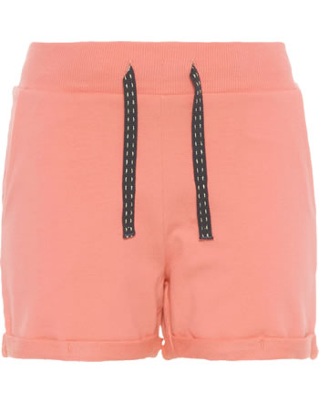 name it Sweat-Shorts NKFVOLTA NOOS cantaloupe 13161636