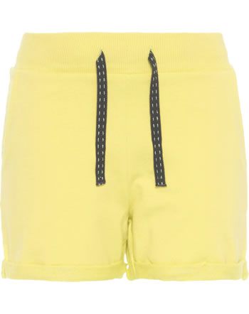 name it Sweat-Shorts NKFVOLTA NOOS yellow pear 13161636
