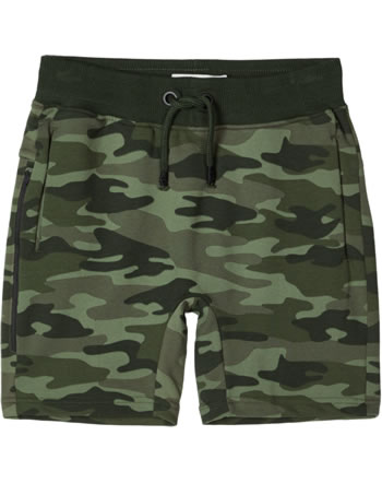 name it Sweat-Shorts NKMFAMO ivy green 13178593