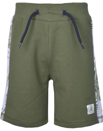 name it Sweat Shorts NKMHANRY ivy green 13190500
