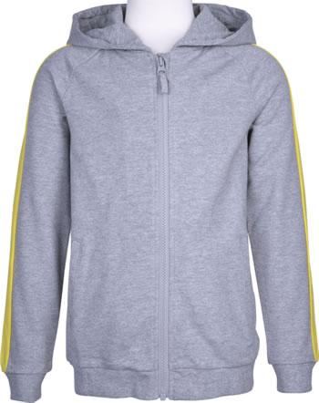 name it Sweat-Cardigan NKMVOLTANO grey melange 13171475