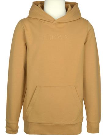name it Sweatshirt mit Kapuze NKMBANDER bone brown 13182074