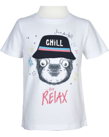 name it T-shirt à manches courtes NMMHANGON bright white 13178213