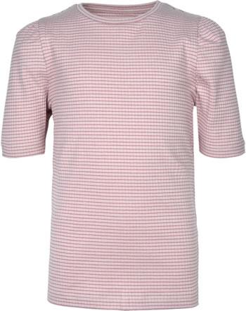 name it T-Shirt Kurzarm NKFLARA pale mauve 13192000