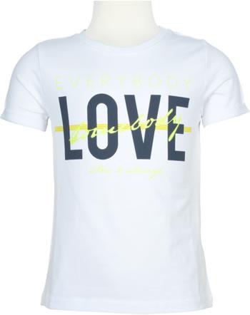 name it T-shirt à manches courtes NKFVIX bright white 13177453