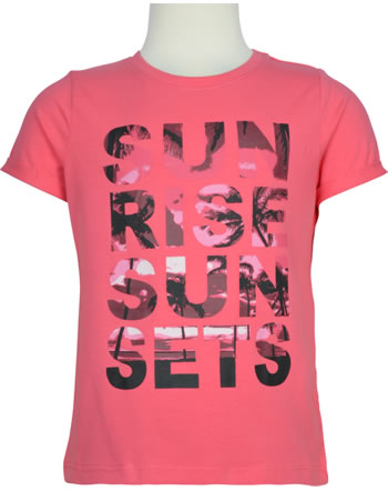 name it T-shirt à manches courtes NKFVIX calypso coral 13177453