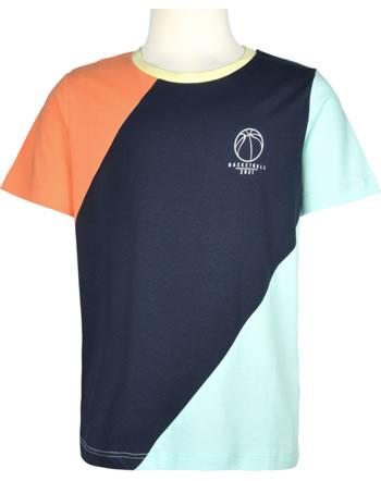 name it T-Shirt Kurzarm NKMFILVA melon 13189554