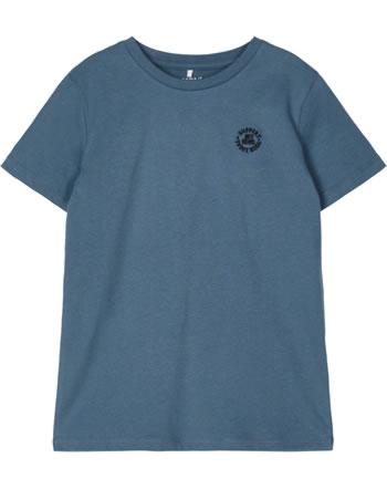 name it T-Shirt Kurzarm NKMTANO NOS real teal 13186968