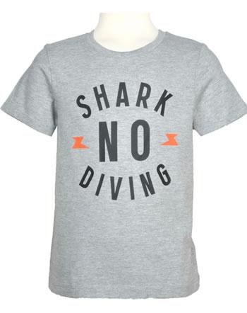 name it T-shirt à manches courtes NKMVAGNO grey melange 13177412