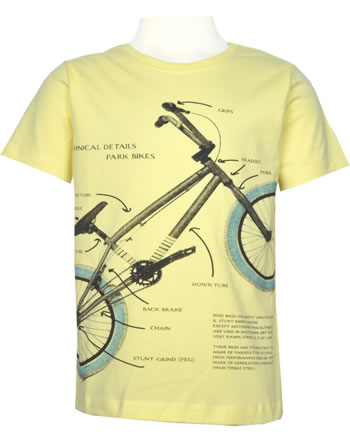 name it T-Shirt Kurzarm NKMVICTOR yellow pear 13189412