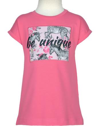 name it T-shirt manches courtes NMFJALIN calypso coral 13180122