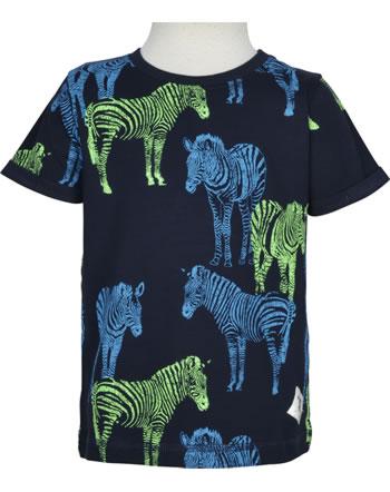 name it T-shirt à manches courtes NMMJASTO dark sapphire 13178261
