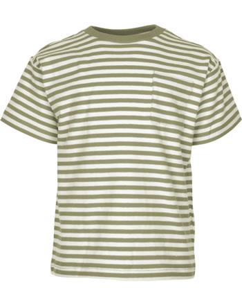 name it T-Shirt Kurzarm NMMLOUIS stone gray 13191987