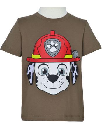 name it T-Shirt Kurzarm NMMPAWPATROL stone gray 13191883