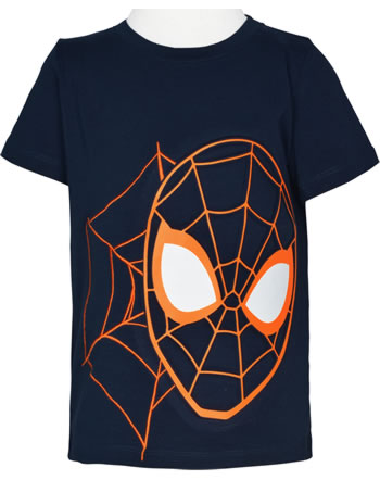 name it T-shirt à manches courtes NMMSPIDERMAN PETRUS dark sapphire 13178599