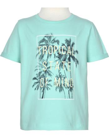 name it T-Shirt Kurzarm NMMVUX blue tint 13190763
