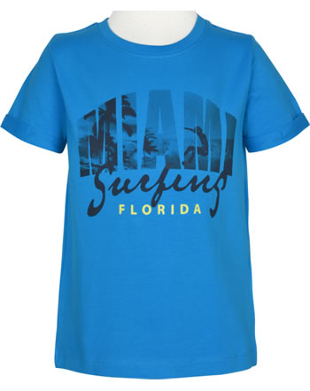 name it T-shirt à manches courtes NMMVUX hawaiian ocean 13177409