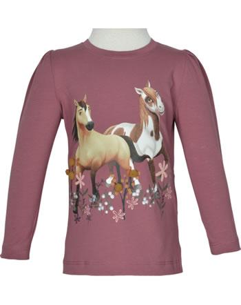 name it T-Shirt long sleeve NMFSPIRIT ANNAH deco rose 13191879