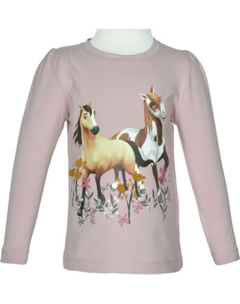 name it T-Shirt long sleeve NMFSPIRIT ANNAH pale mauve 13191879