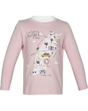 name it T-Shirt long sleeve NMFVEEN mellow rose 13183721