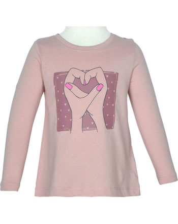 name it T-Shirt long sleeve NMFVIOLET pale mauve 13192153
