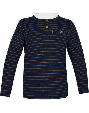 name it T-Shirt long sleeve NMMOLIVOR dark sapphire 13180380