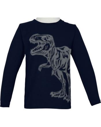 name it T-Shirt long sleeve NMMOLLA dark sapphire 13185026