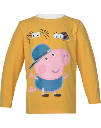 name it T-Shirt Langarm NMMPEPPAPIG MIMER golden rod 13181714