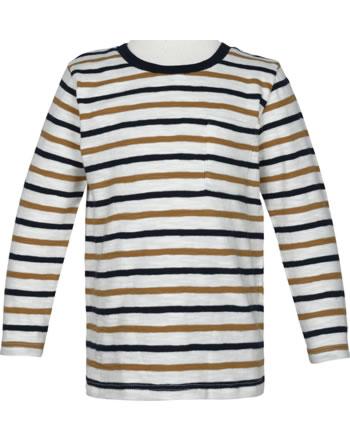 name it T-Shirt long sleeve NMMROKKE snow white 13184044