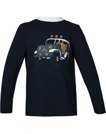 name it T-Shirt Langarm NMMROLLOS dark sapphire 13192223