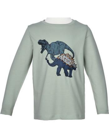 name it T-Shirt Langarm NMMROLLOS desert sage 13192223
