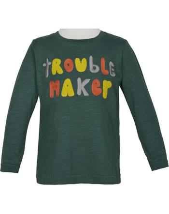 name it T-Shirt Langarm NMMSUMON bistro green 13184533