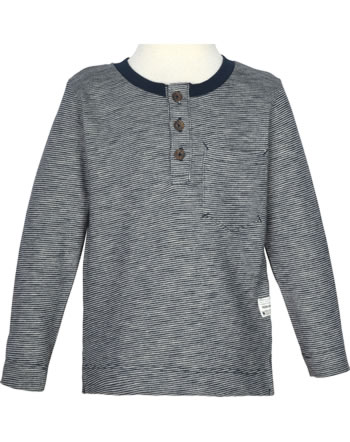 name it T-Shirt long sleeve NMMVILMAR dark sapphire 13192369