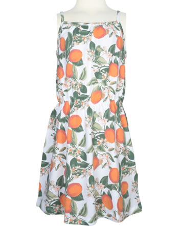 name it Träger-Kleid NKFVIGGA bright white oranges 13190779