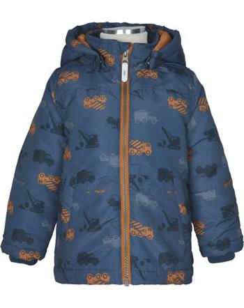 name it Winter Jacket hooded NMMMAX TRUCKS dark denim 13192816