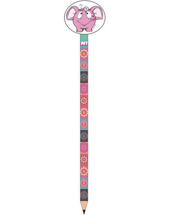 Nici Bleistift mit Radiergummi-Topper Jolly Yoga