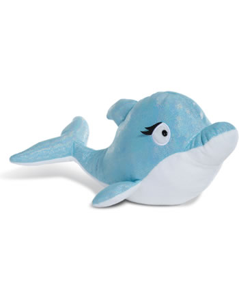 Nici Dauphin Del-Finchen Under the Sea 30 cm couché 45358