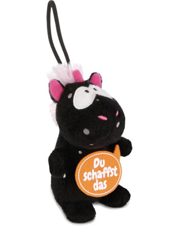 Nici Einhorn Carbon Flash Du schaffst das 8 cm mit Loop Message to go