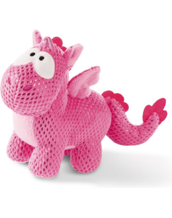 Nici Unicorn dragon Ruby de la Rosa 13 cm plush standing 45696