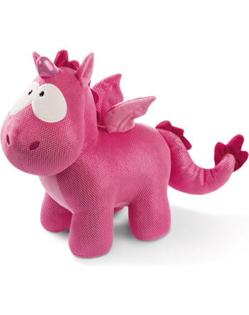 Nici Unicorn dragon Ruby de la Rosa 45 cm plush standing 45699