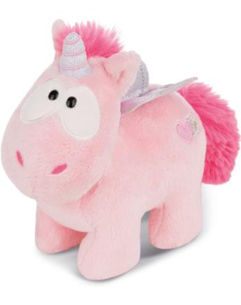 Nici Einhorn Pink Harmony 13 cm stehend