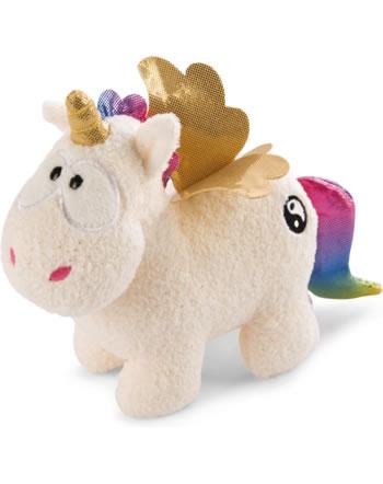 Nici Unicorn Rainbow Yang 13 cm plush standing 47375