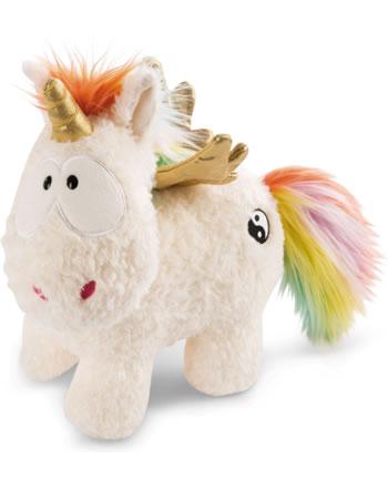 Nici Unicorn Rainbow Yang 22 cm plush standing 47377
