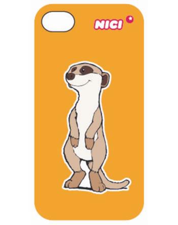 Nici iPhone-Cover für 4/4S Erdmännchen