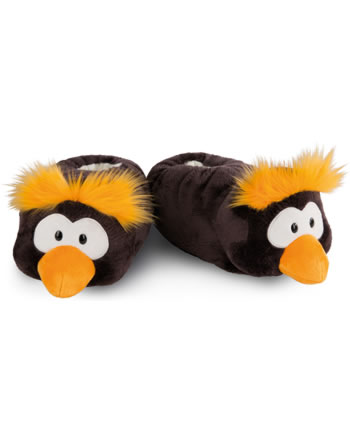 Nici Hausschuhe Pinguin Frizzy Winter Glamour