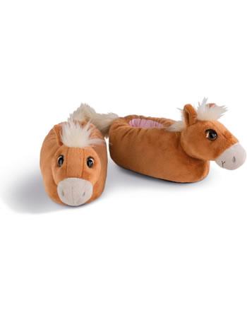 Nici Hausschuhe Soulmates Pferd Haflinger Leotie